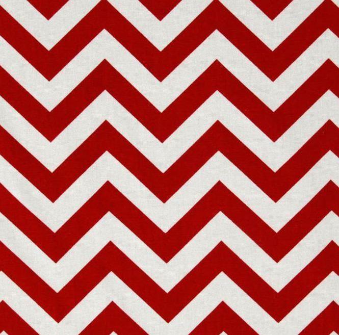 Wedding Red and White Zig Zag Stripe Chevron Table Runner FREE SHIP.