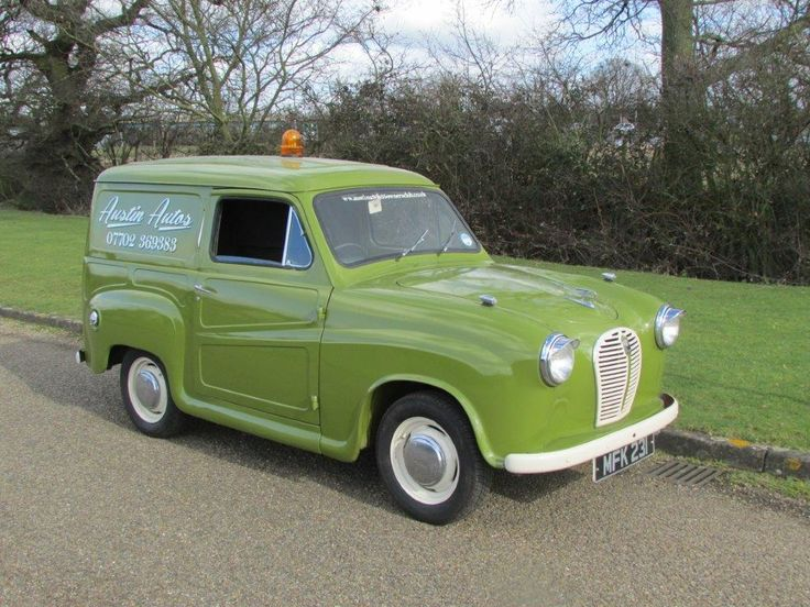1955 Austin A30 for Auction  Estimate: £5,750 - 6,500