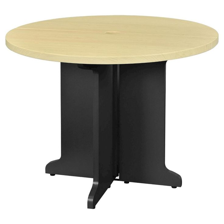 office table round. pursuit round office table bundle naturalgray ameriwood home natural
