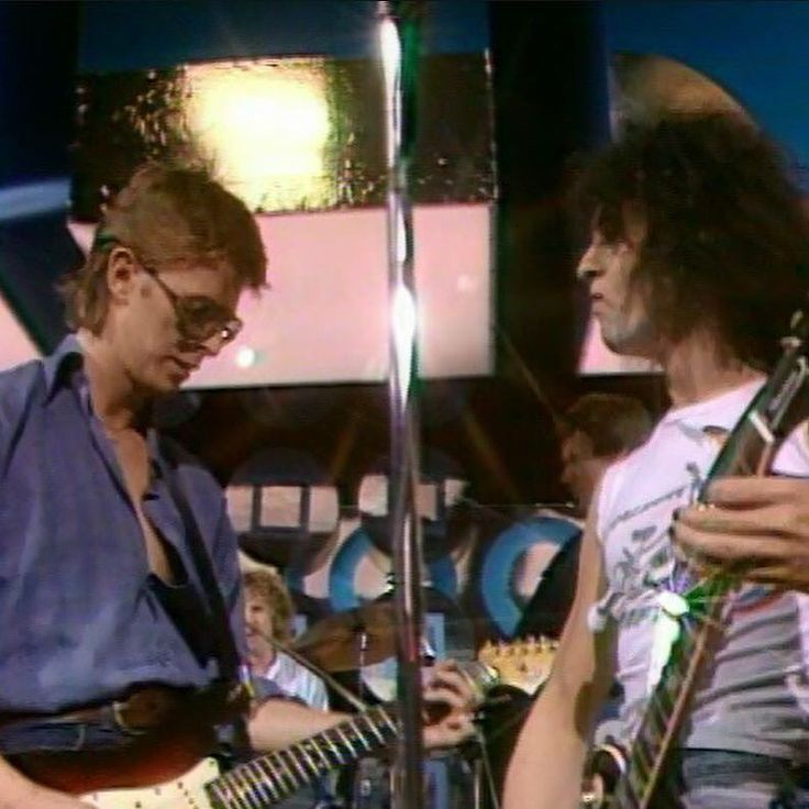 """A Marc In Time...September 28th 1977  The very last episode of The Marc Shows was posthumously transmitted  KALMIYH  The Show credits were """"Deborah"""" - Marc Bolan with T. Rex """"Your Generation"""" - Generation X """"I'm a Fighter"""" - Lip Service """"Heart Throb's Dance"""" - Ain't it Strange) """"Groove A Little"""" - Marc Bolan with T. Rex """"Ride A White Swan"""" - Marc Bolan with T. Rex """"Heart Throb's Dance (I Haven't Stopped Dancing Yet)"""" / Gonzalez (band) """"Do Anything You Want to Do"""" - Eddie and the Hot Rods…"""