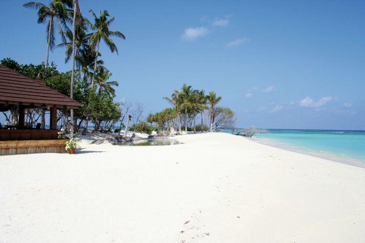 Palm beach resort Maldives,  for more details visit www.voyagewave.com