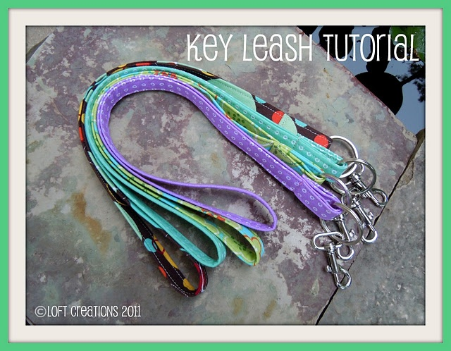 Key Leash tutorial