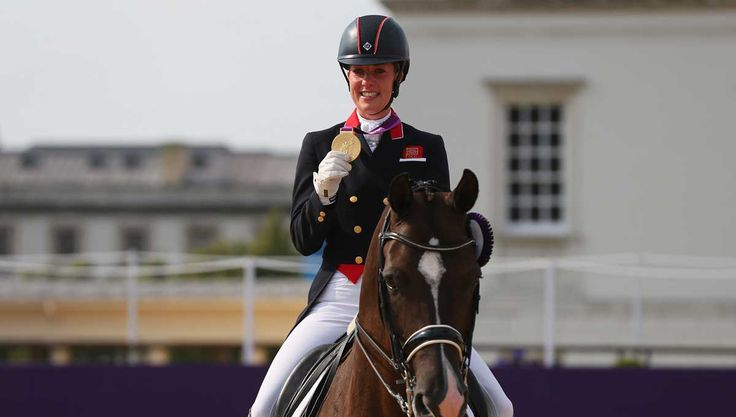 Charlotte Dujardin's horse Valegro has demanded to know why he hasn't been given…