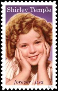 Resultado de imagem para SELO DE Shirley Temple