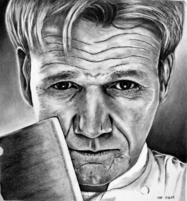 Ramsay Kitchen Nightmares Realistic
