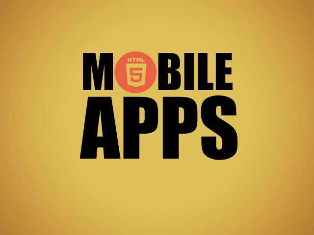 Build HTML5 Mobile Apps