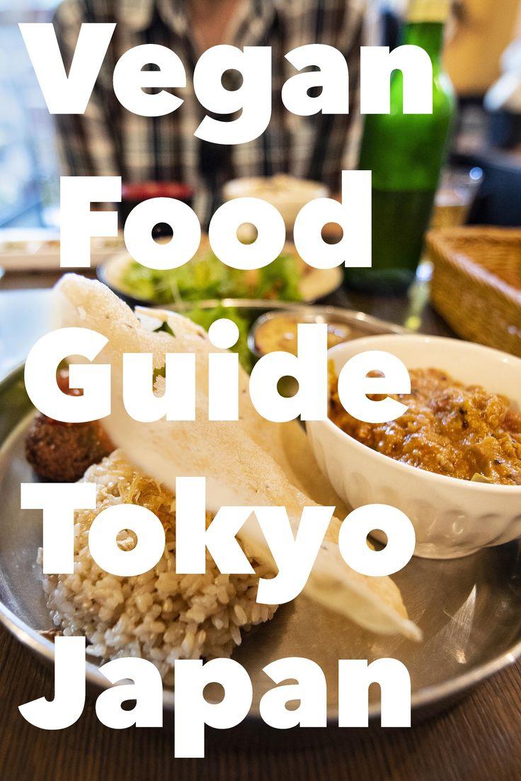 Eating Vegan In Tokyo? Way easier than you think!