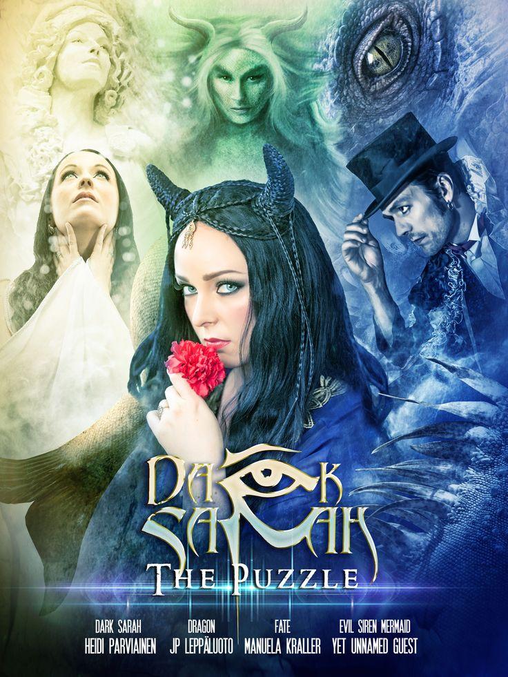 Dark Sarah- The Puzzle - guests