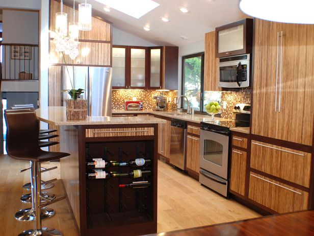 eco-friendly kitchen cabinets