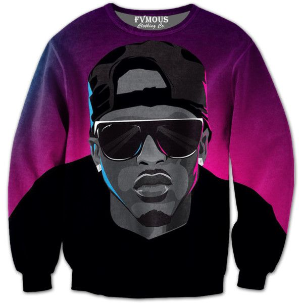 AUGUST ALSINA ($60) ❤ liked on Polyvore featuring august alsina, shirts and tops