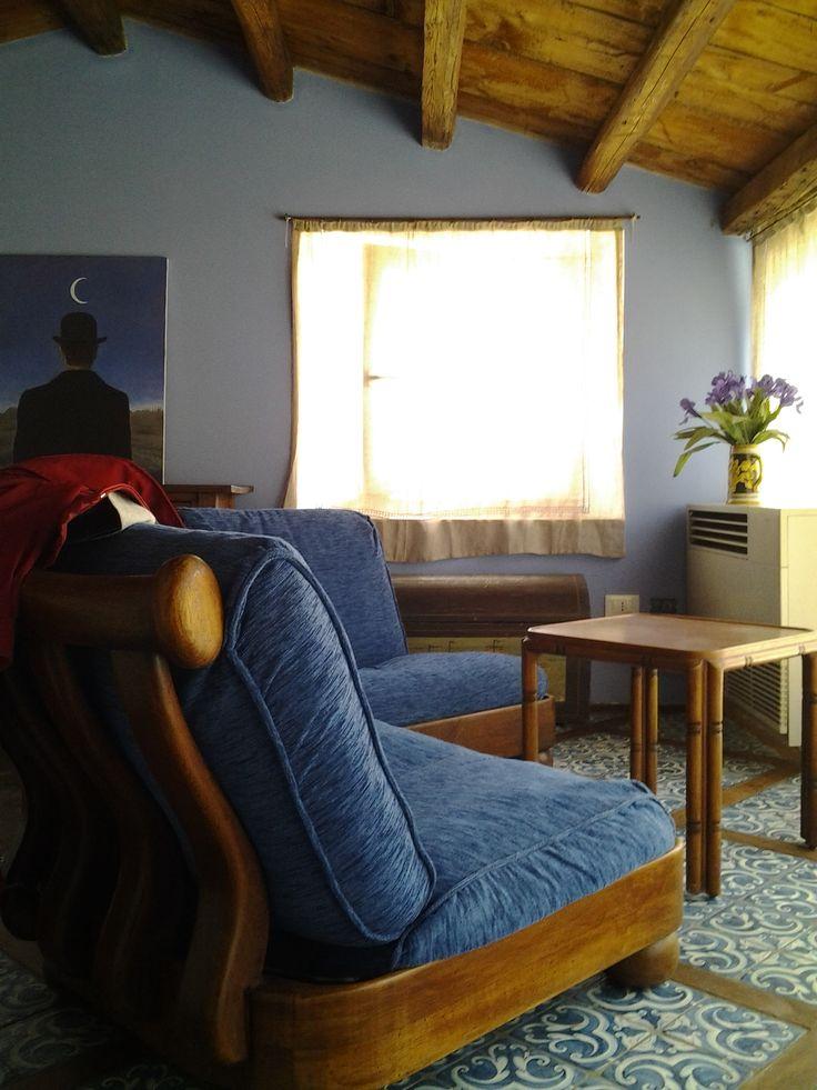 La Suite Azzurra - Zona Relax
