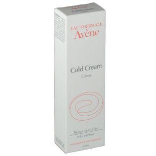 Avène Cold Cream crème peaux très sèches et sensibles