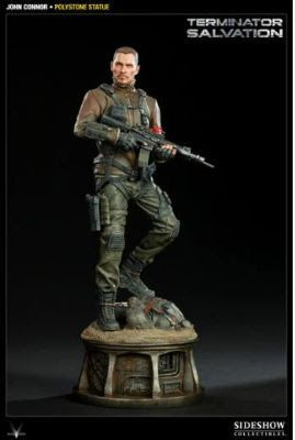 Estatua Terminator John Connor | Merchandising Películas