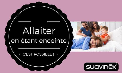 L' #allaitement de votre aîné(e) alors que vous êtes retombée #enceinte, ça n'a que des avantages ! #blog #maman #conseil