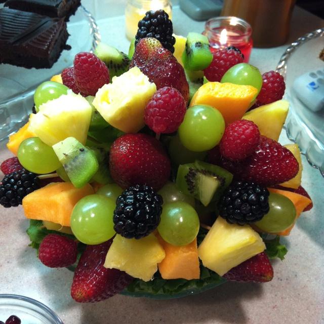 Edible Arrangements Recipe