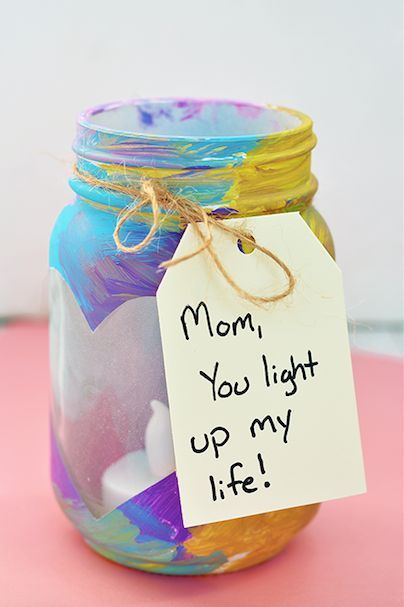 44 Easy and Thoughtful Mother's Day Crafts the Kids Can DIY