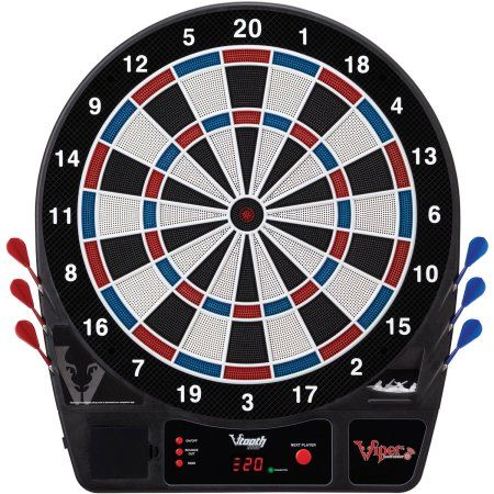 Viper Vtooth 1000 Electronic Dartboard, Multicolor