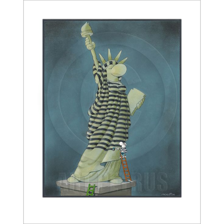 """""""Relooking"""" Limited Edition Print available from www.mordilloart.com"""