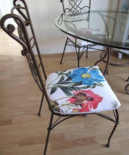 M s de 25 ideas incre bles sobre cojines de sillas de comedor en pinterest cojines para sillas - Cojines para sillas de comedor ...