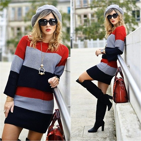 Get this look: http://lb.nu/look/7875658  More looks by Ma Petite By Ana: http://lb.nu/mapetitebyana  Items in this look:  Sheinside Two Pieces, Alain Afflelou Ferrolterra Sunglasses   #casual #chic #street #twopieces #sweater #parisian #parisianstyle #streetstyle #ootd