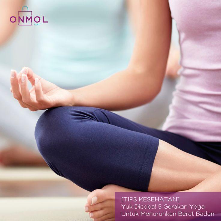 Olahraga sudah, diet ketat apalagi, tapi berat badan belum juga sesuai harapan..Kenapa gak coba yoga aja! Efektif banget lho mengurangi berat badan.. Yuk, ketahui lebih lanjut dalam artikel berikut ini.. ... #OnMolID #BlogOnMol #Blog #onlineshop #Tips #TipsKesehatan #Yoga #Olahraga