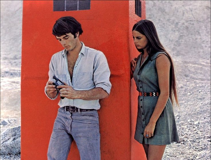 Zabriskie Point – Michelangelo Antonioni (1970) | Cine Qua Non