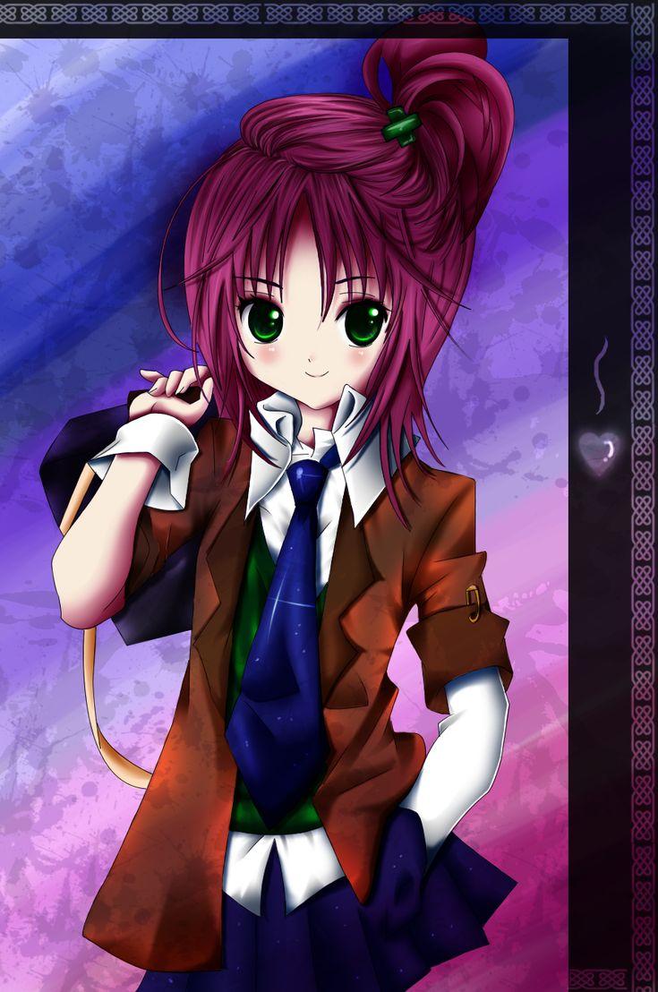 Anime+School+Girl   Anime school girl by ~Jessilyna on deviantART