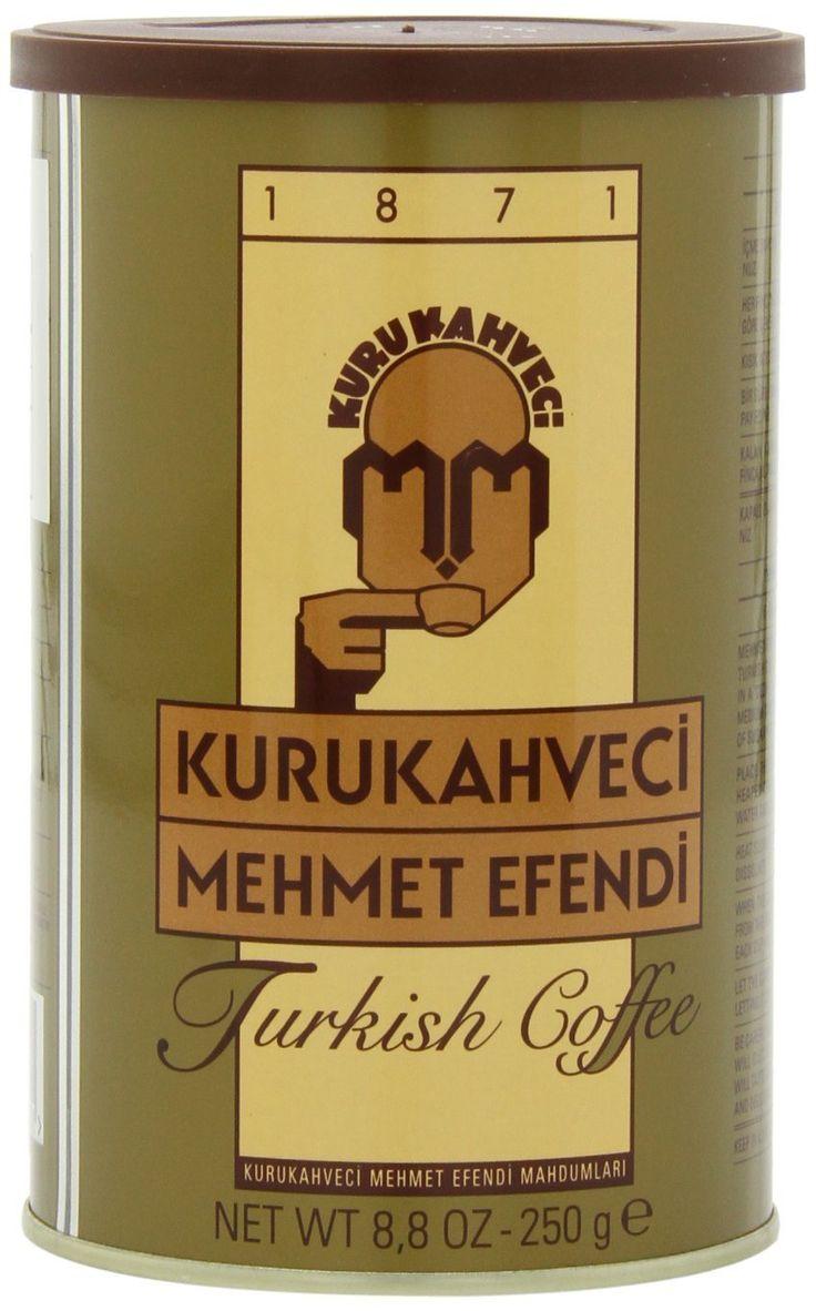 Turkish Coffee by www.grandbazaarshopping.com  8.8 oz (250 gr)