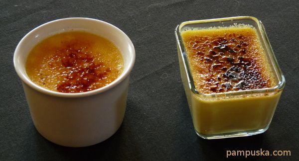 Creme brulée (krém brülé) - Powered by @ultimaterecipe