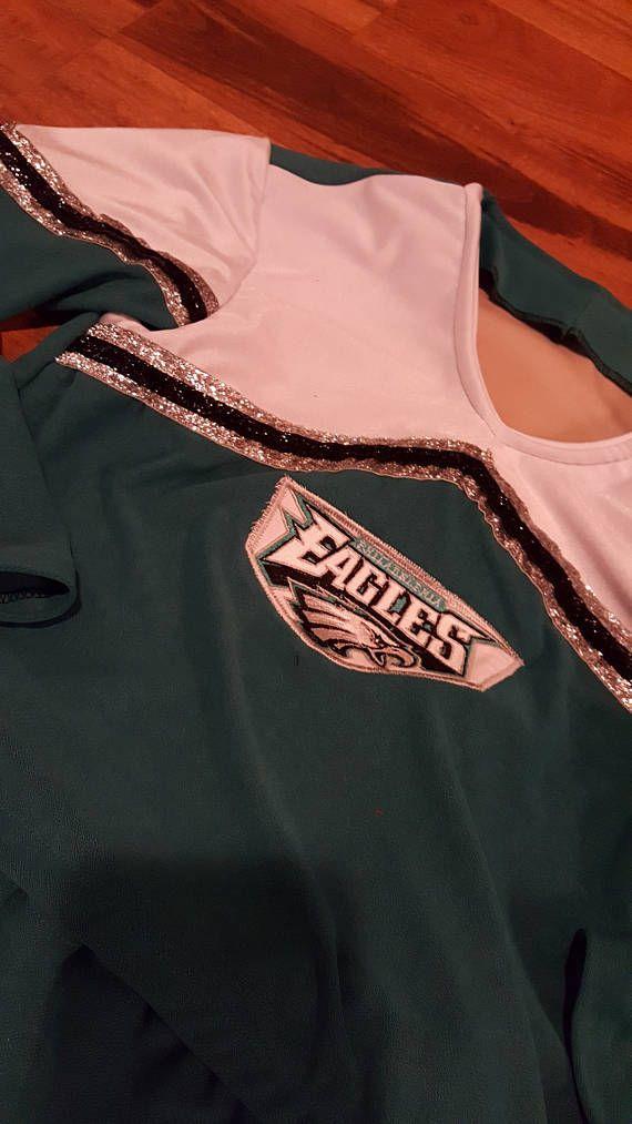 NFL Eagles inspired Cheerleader Costume