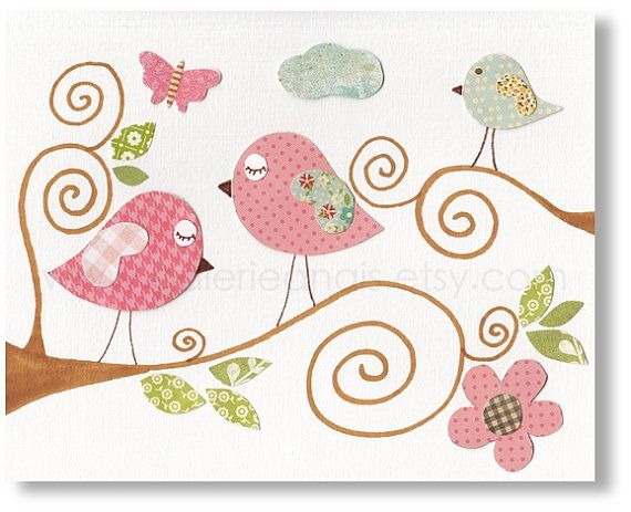 Art for Children nursery decor baby nursery print by GalerieAnais