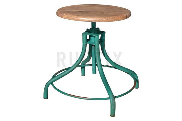 Hula Stool- Green