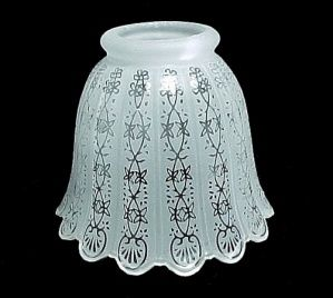 Morden Frosted Glass Turkish Style Replacement Light Shades Decor