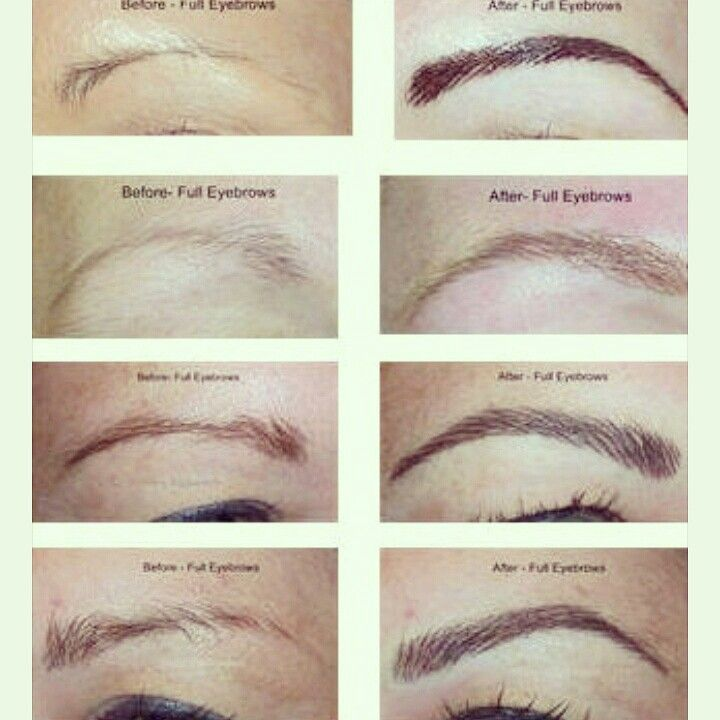 Permanent makeup eyebrows vs microblading saubhaya makeup for How is microblading different to tattooing