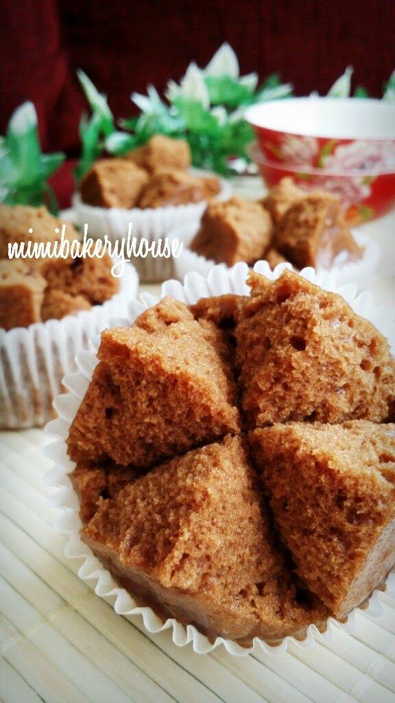 "MiMi Bakery House: ▪ 发糕 ▪ ""Huat Kueh"" ▪ Steamed Gula Melaka Cupcakes ..."