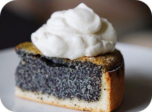 Fräulein M. kocht!: Kleiner Mohnkuchen