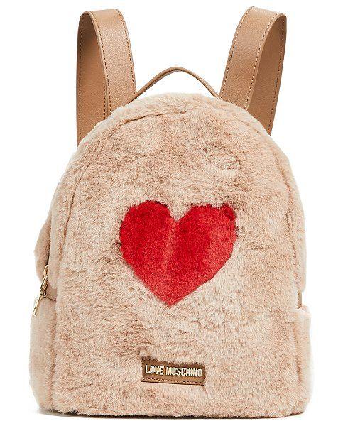 35e676019e Moschino Love Backpack in 2019 | Backpacks | Bags, Moschino bag ...