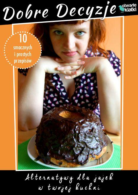 Na stronie www.jakonetoznosza.pl możecie pobrać darmowy ebook z przepisami na ciasta, gofry, majonez... wszystko w wersji roślinnej!