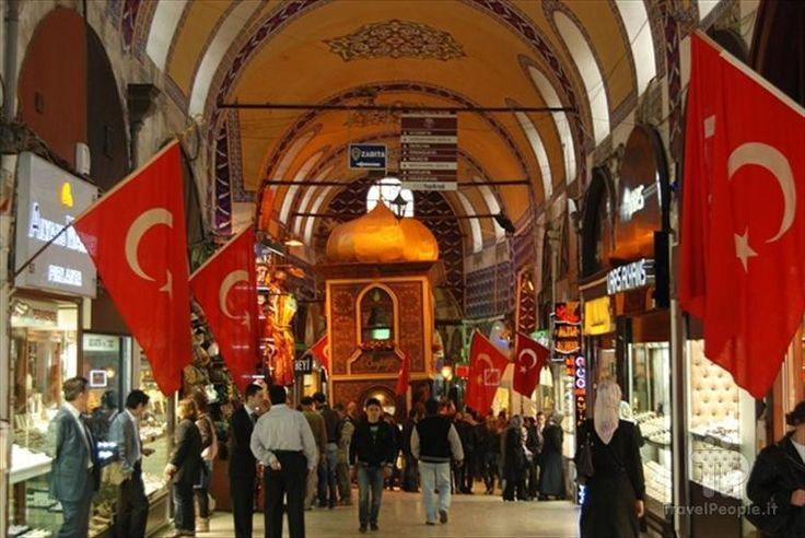 Gran Bazar - Istanbul