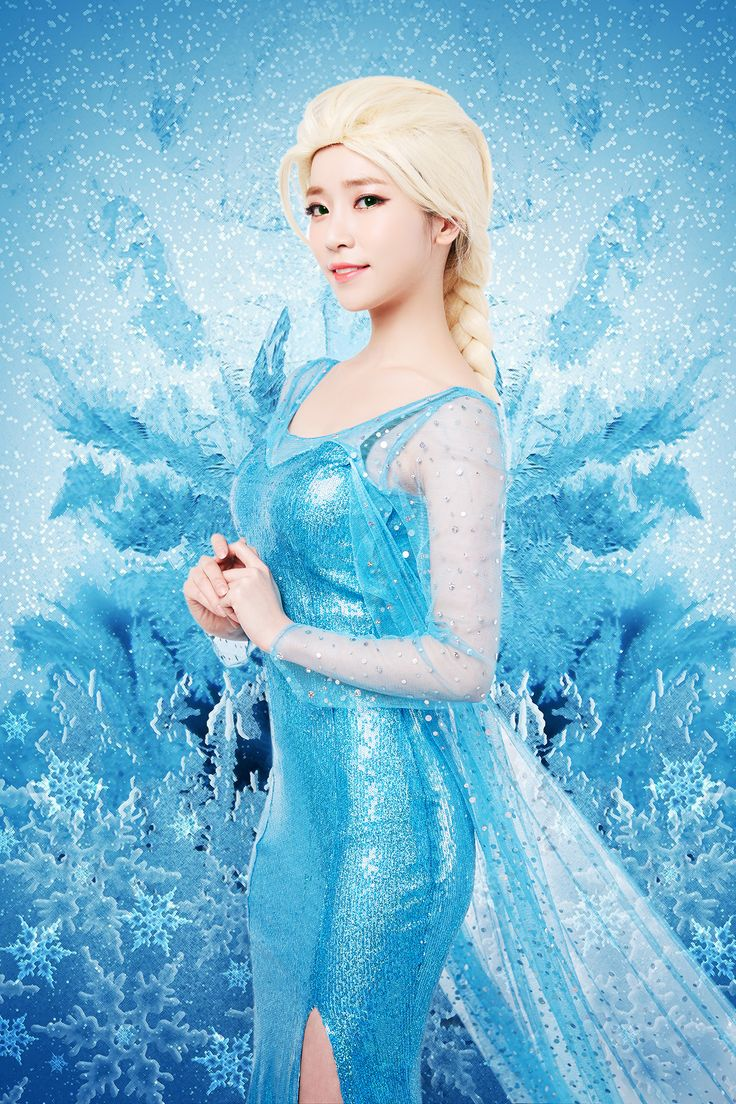 Elsa of Frozen - CoCoSoRi Elsa Cosplay Photo - Cure WorldCosplay