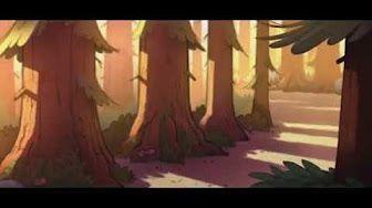 Gravity Falls En La Vida Real (Real Life) - YouTube