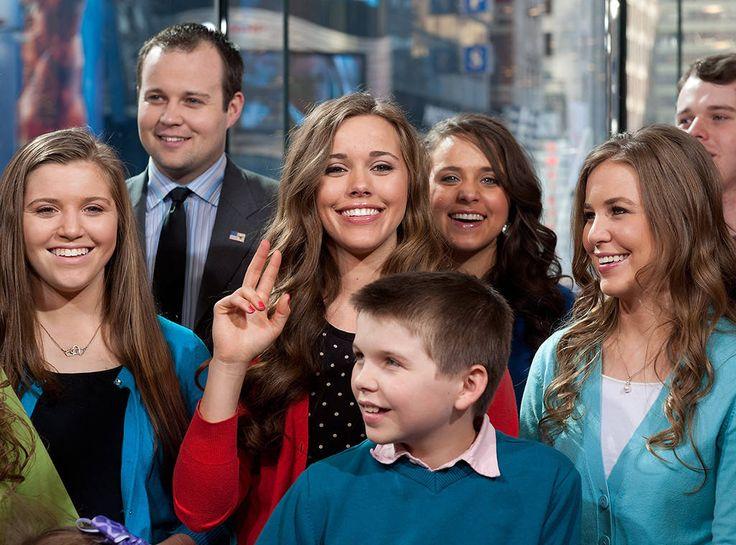 Josh Duggar, Duggar Family