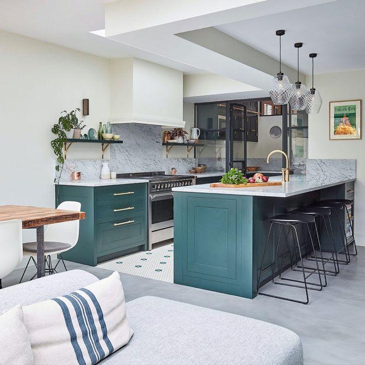 kitchen trends 2021  stunning kitchen design trends for