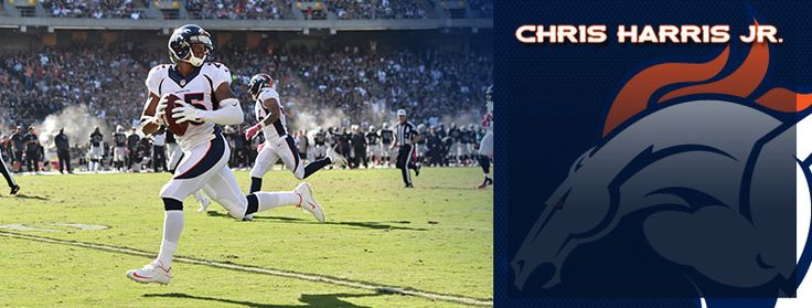Denver Broncos: Chris Harris Jr.