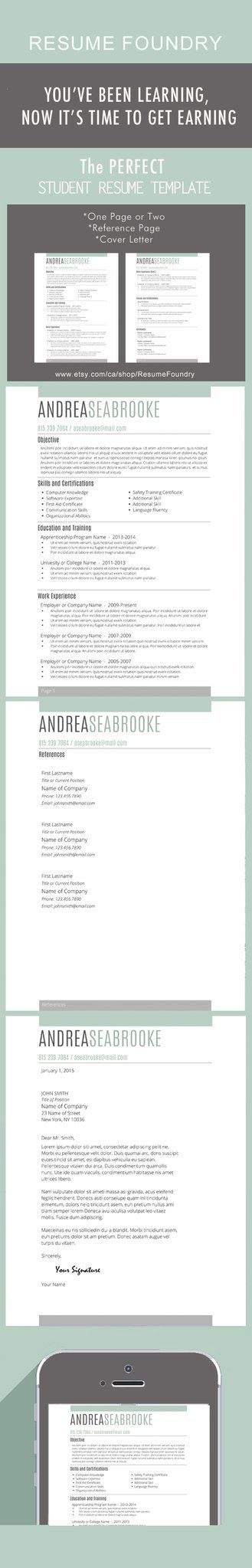 resume templates students perfect samples for canada high school with little experience