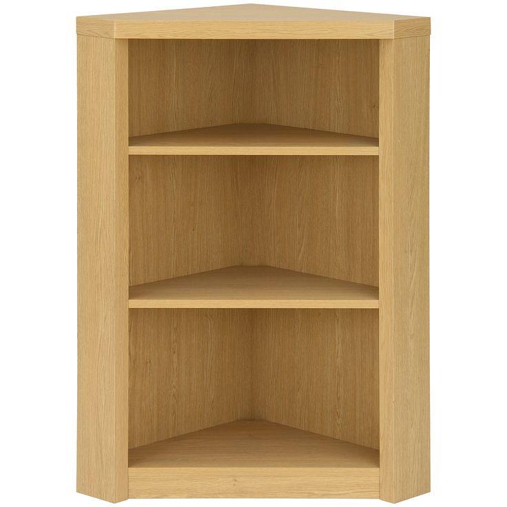 Ancona Bookcase In Oak | Bookcases U0026 Cabinets | ASDA Direct · Living Room  ...