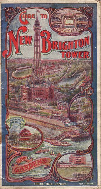 New Brighton Tower Guide by noctorum, via Flickr