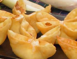 Baked Crab Rangoon ~ Recipe of today