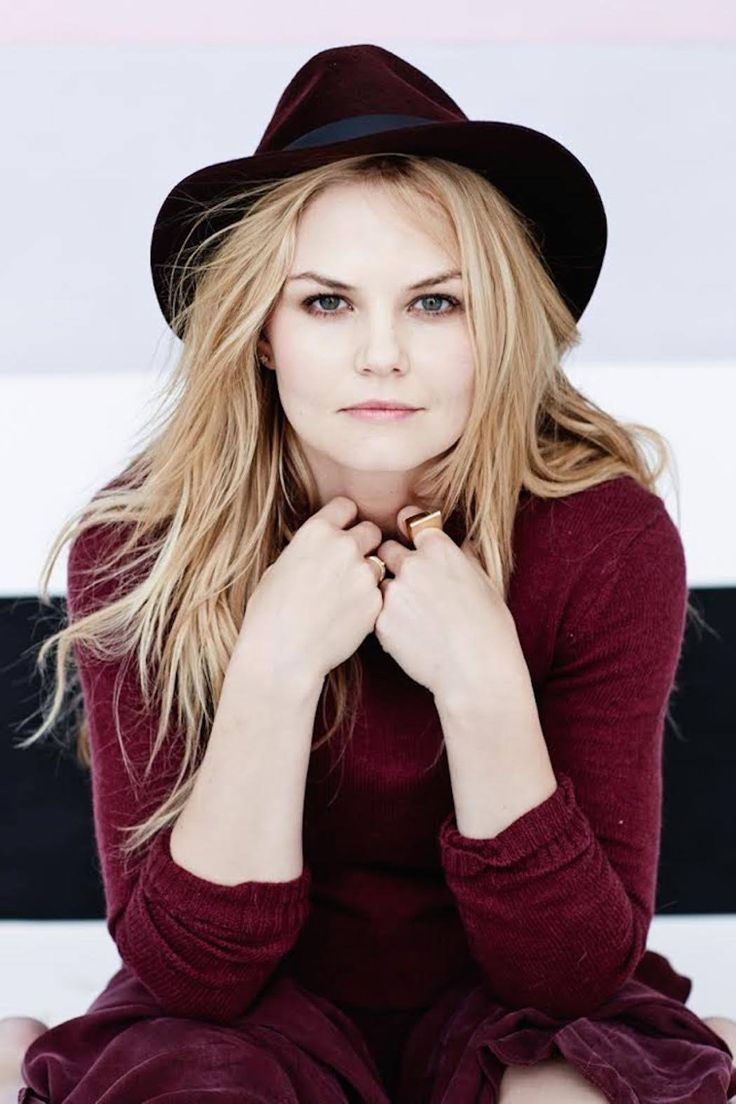Jennifer Morrison is my Dr Elizabeth Finney from Friends Without Benefits by Penny Reid, Book two in Knitting In The City series