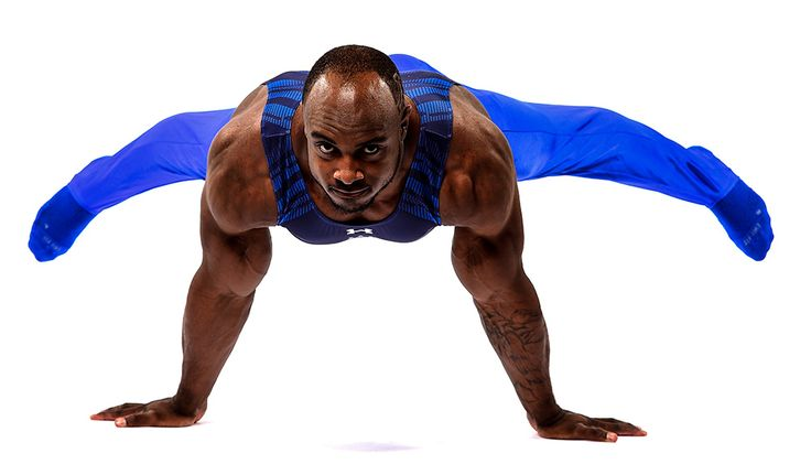 Donnell Whittenburg: Gymnast : Rio Olympics 2016: Portraits of Team USA athletes
